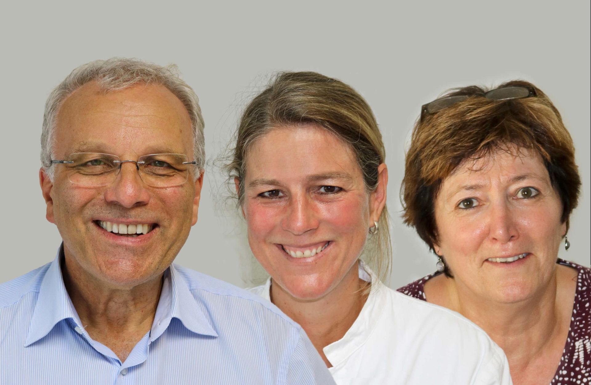 Team der Kleintierpraxis Dr Hermann Koch Edingen-Neckarhausen